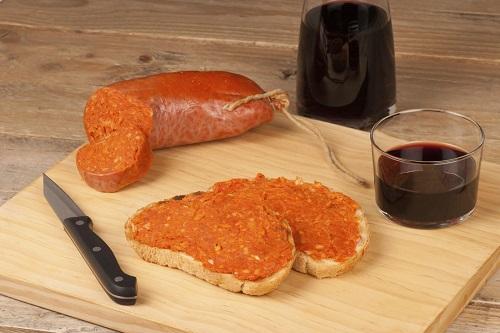 Sobrasada spread