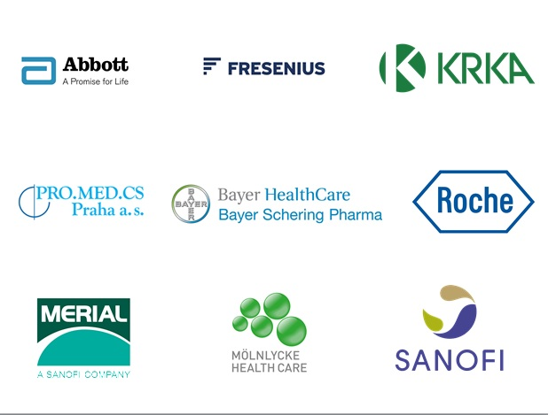 Pharma companies trusting us l