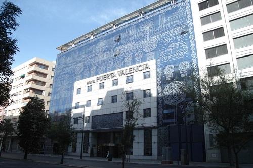 Silken Puerta Valencia 4