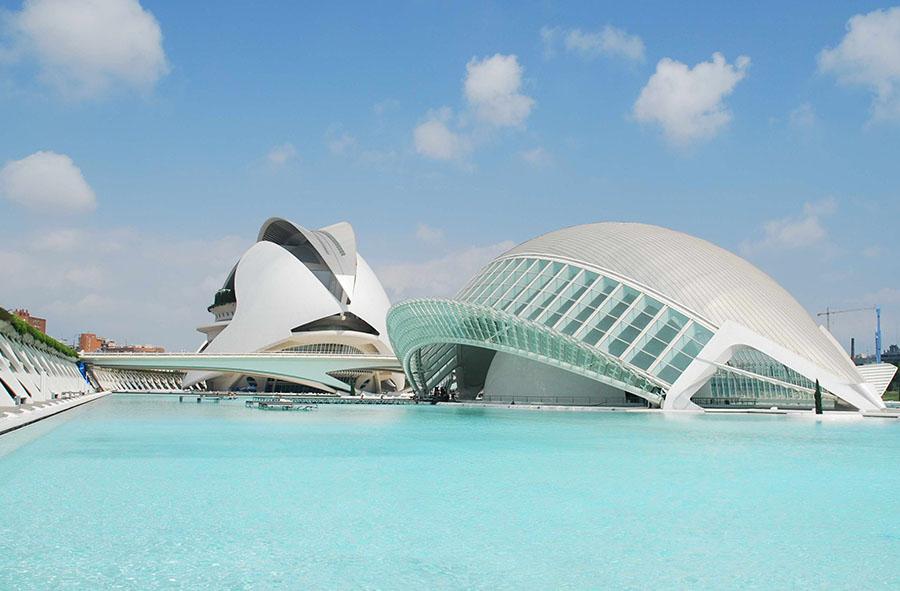 Ventajas de hacer un evento en la Ciudad de las Artes y las Ciencias de Valencia