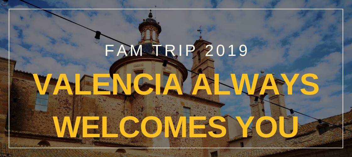 FAM trip | Valencia
