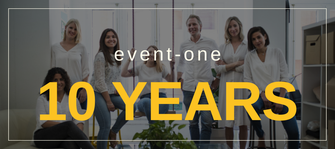 10 YEARS event-one