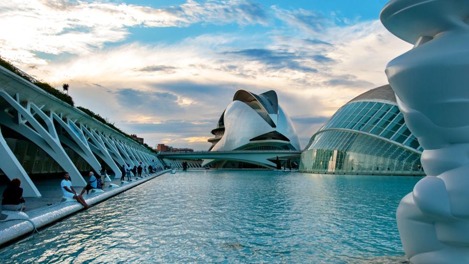 Ciudad de Artes & Ciencias