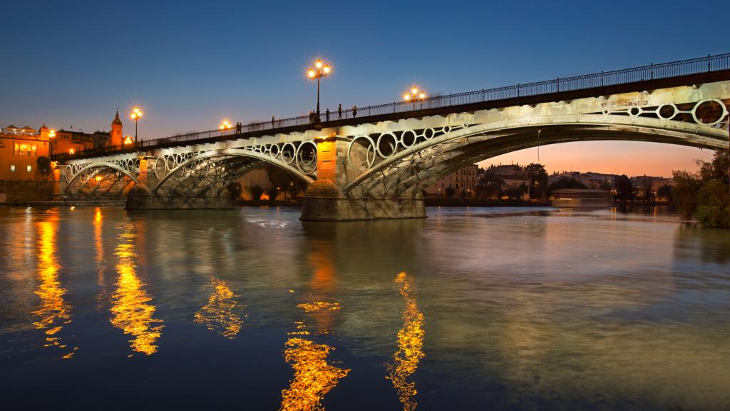 Guadalquivir puente | Sevilla
