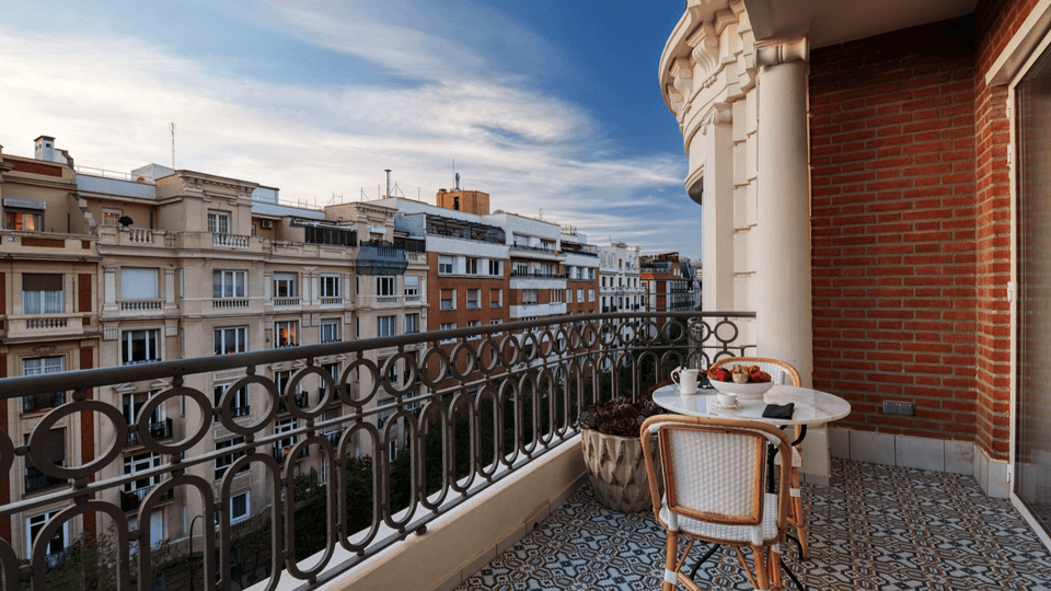 Hotel Bless 5* Terrace | Madrid