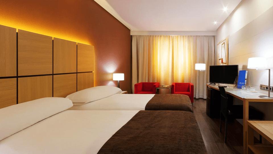 Hotel Silken Puerta | Valencia