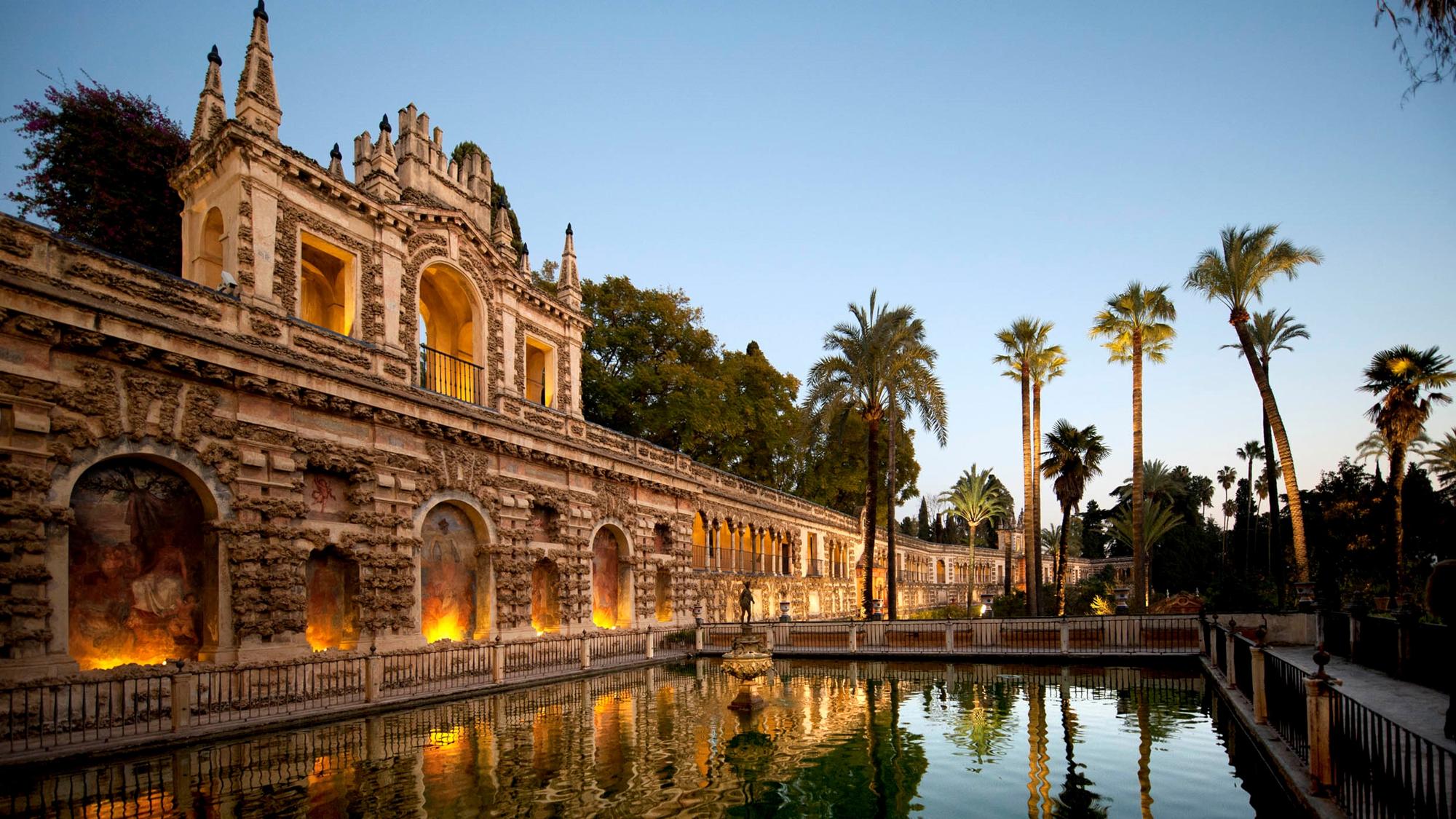 Palacio Real Alcazar