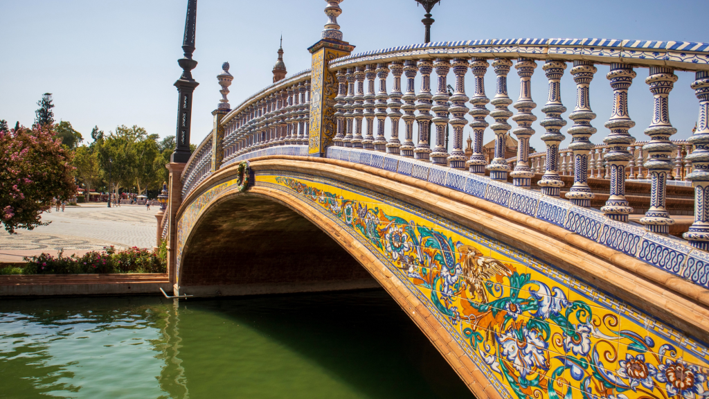 Plaza de España puente | Sevilla
