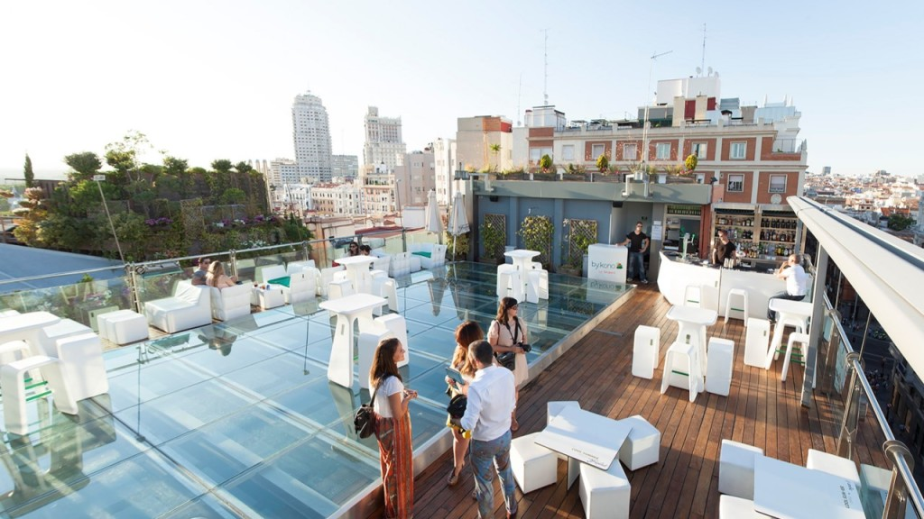 Rooftop Hotel Santo Domingo | Madrid