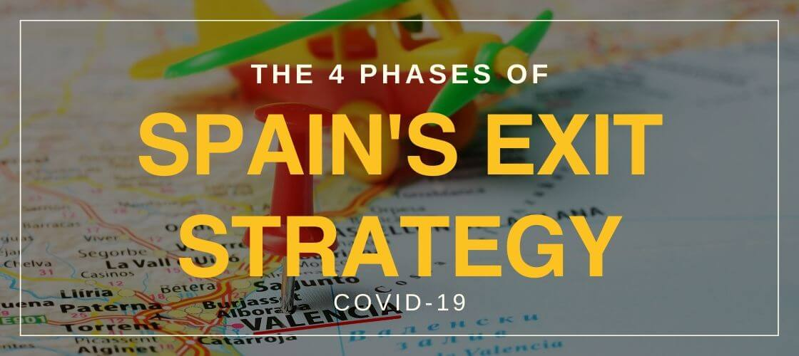 Spain's exit strategy COVID-19